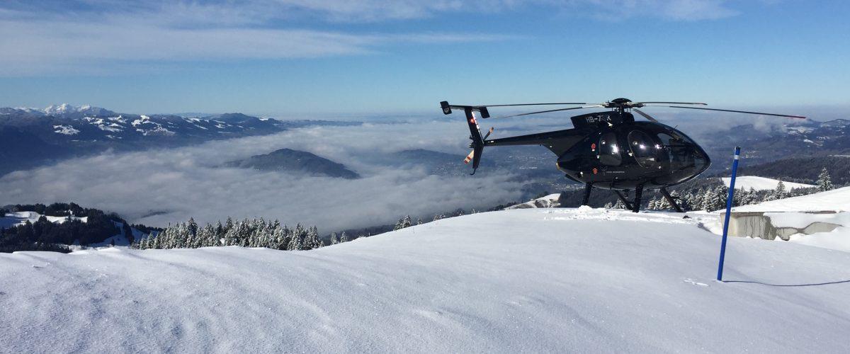 Helikopterflugschule_Schnupperflug