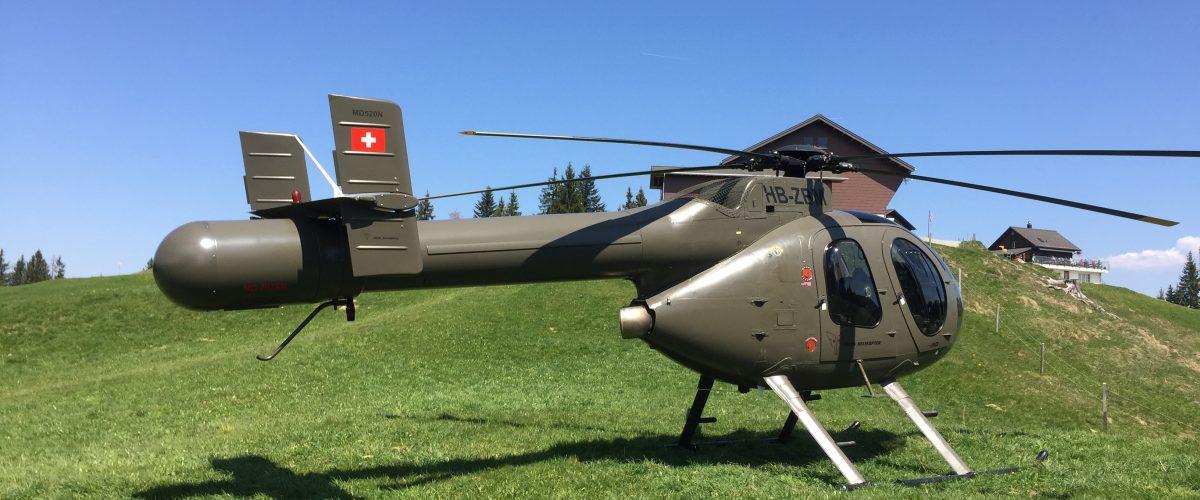 MD Helicopters MD520